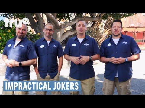 Impractical Jokers - Shades Of Sal   TruTV