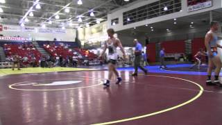 CUSAW 2013 GR State Championships Juniors 182 CURTIS vs ULLMAN