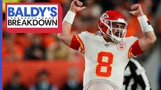 How The Chiefs Will Change Their Offense For Matt Moore | Baldy's Breakdown
