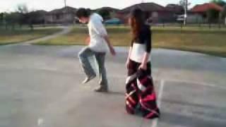 Hardstyle shuffle vs hardjump