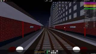 Roblox Stepford County Railway St Helens Bridge To Leighton City Part 2
