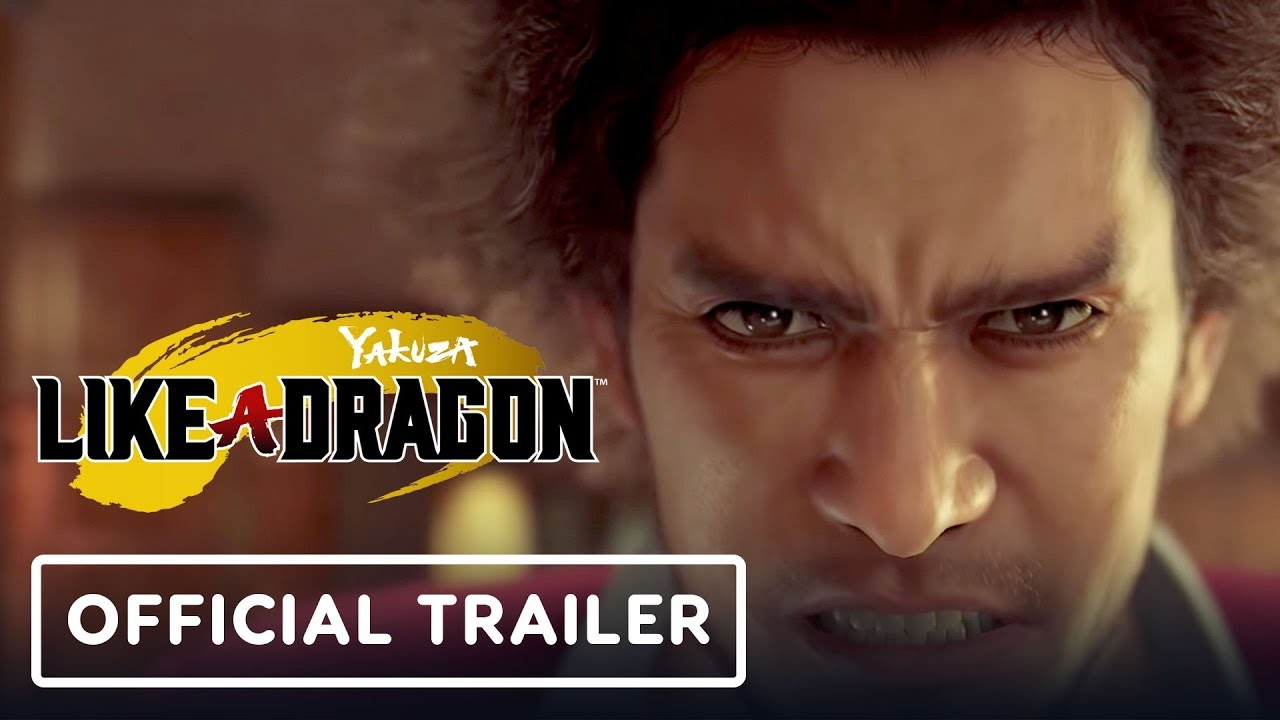 Yakuza 7 Like A Dragon Official Story Trailer Tgs 2019 Youtube