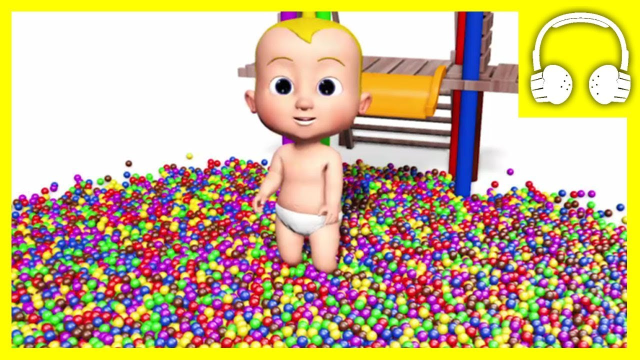 Play with Balls | Family Sing Along - Muffin Songs