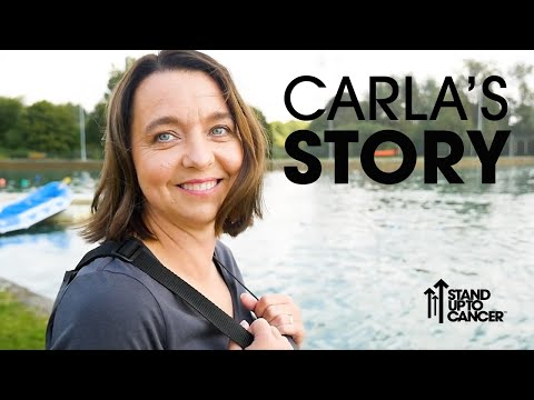 Cervical Cancer | Carla's story | Stand Up To Cancer