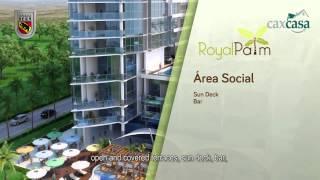 Apartametos Royal Palm, Gorgona Beach, Panama, Apartamentos de Playa en Panamá