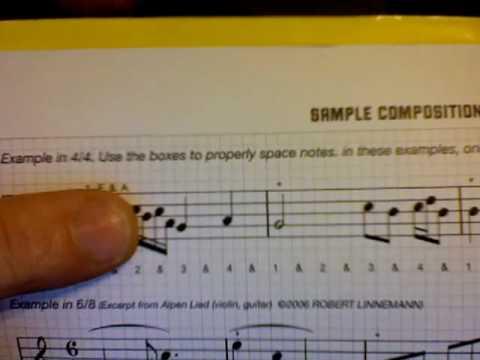 Staffgraph Music Manuscript Paper