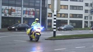 A1 AMBU 17-320  ONWEL Ahoy Sportpaleis Ahoyweg  Rotterdam