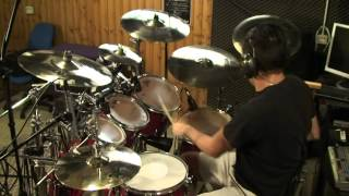 Killswitch Engage - the arms of sorrow - drum cover by Andrea Mattia