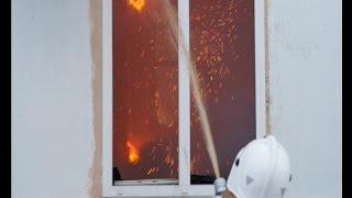 31 января в деревне Волок Боровичского района произошёл пожар в церкви Благовещения Пресвя