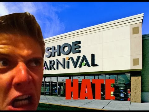 bf7bbff9584 Why I Hate Shoe Carnival - YouTube