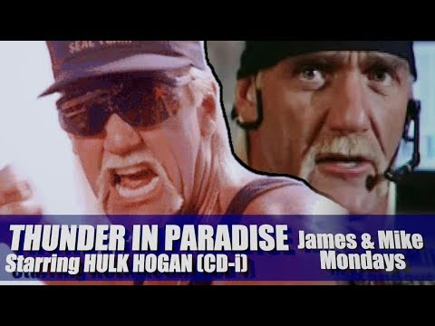 Thunder in Paradise CD-i - James and Mike Mondays