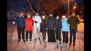 В Нижнекамске прошел лыжный забег в память о Гульшат Котенковой