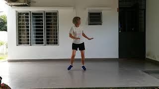 Air - NatuSumba Dance ( Competition Dance )