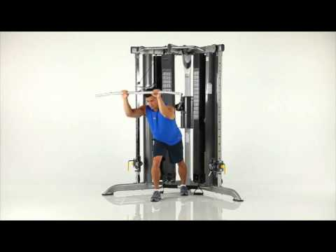 TuffStuff CXT-200 Multi-Functional Trainer: Exercise Tutorials