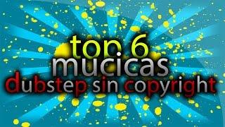 TOP 6// MÚSICA DSTP SIN COPYRIGHT