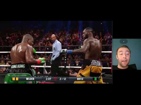 Deontay Wilder vs Luis Ortiz Post fight Film Study Wilder is Smarter than we thought