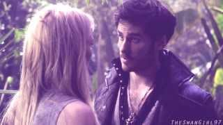 Hook & Emma || When You Say Nothing At All