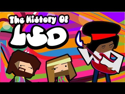 The Animated History of LSD