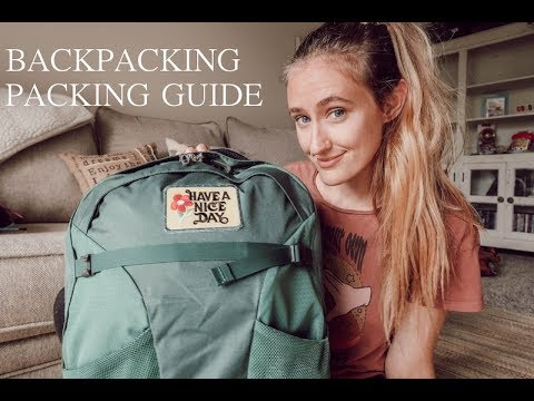 PACKING GUIDE | SOUTHEAST ASIA