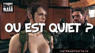 MGS V: The Phantom Pain - Comment récupérer Quiet ? - Rang S #Skilldefou