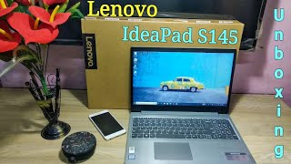 Lenovo IdeaPad s145 Unboxing First Look In-detail review.