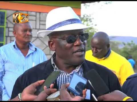 Johnstone Muthama vows no polls will be held in NASA strongholds Oct. 26th
