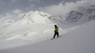 Bonneval-sur-arc ski 2017