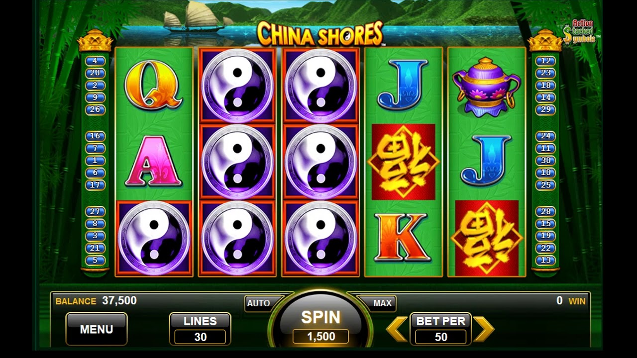 Online Real Slot Machines