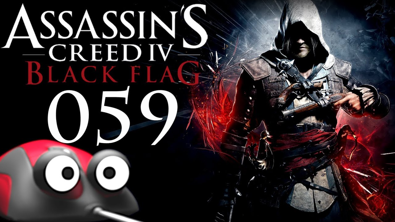 Let's Play Assassin`s Creed 4 #059 Finale (Gameplay German Deutsch AC 4)