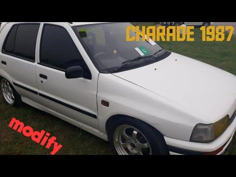Charade 1987 Modified