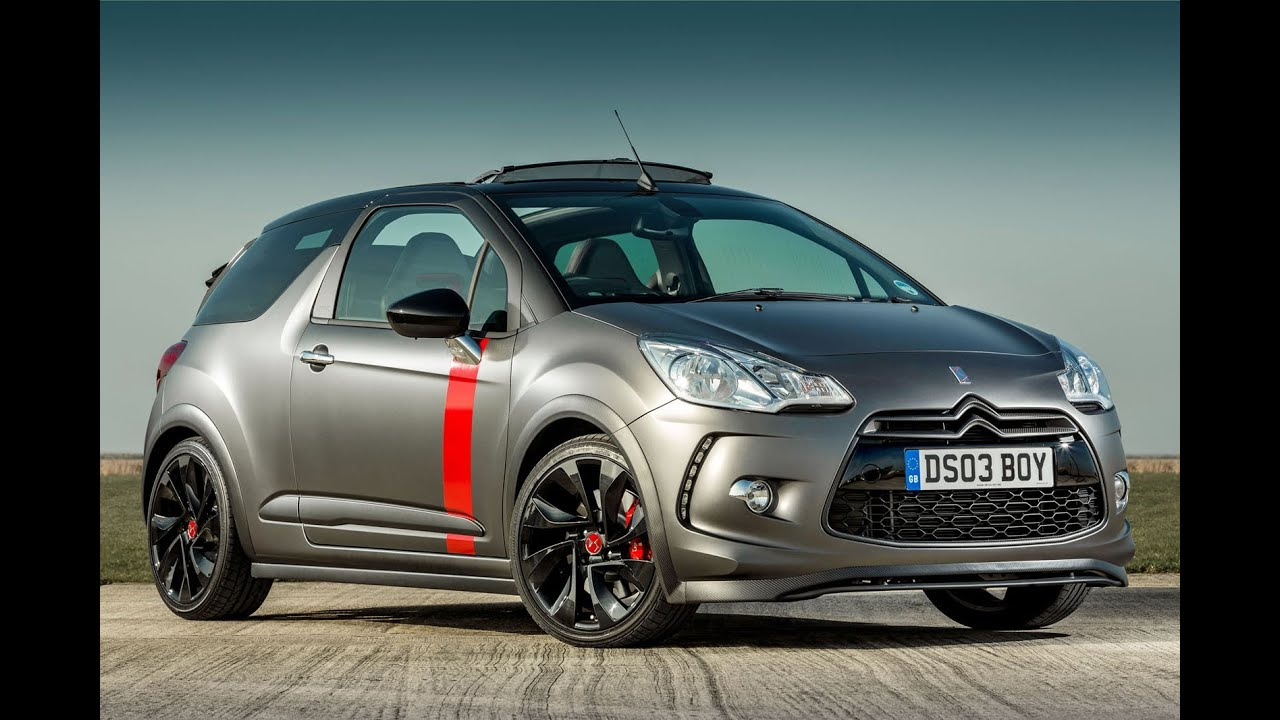 2014 citron ds3 cabrio racing limited edition youtube vanachro Image collections
