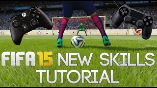 Fifa 15 New Skills Tutorial | Xbox & Playstation [HD] Thumbnail