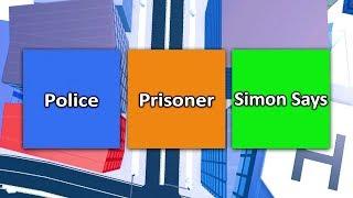 SIMON SAYS MODE IN JAILBREAK!! (Roblox)