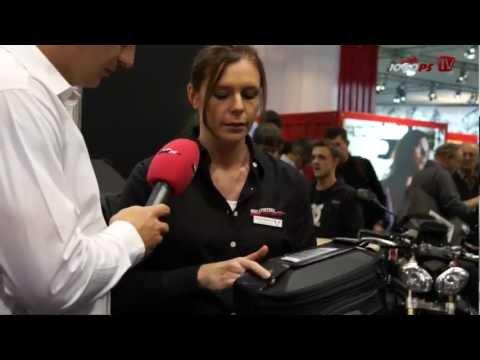 SW Motech Neuheiten 2012 - Bags Connection