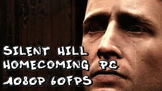 Silent Hill: Homecoming PC - 1080p 60fps playthrough