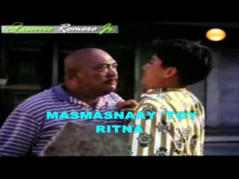 NAGGUAPO KAN MANONG - ILOCANO SONG VIDEO WITH LYRICS