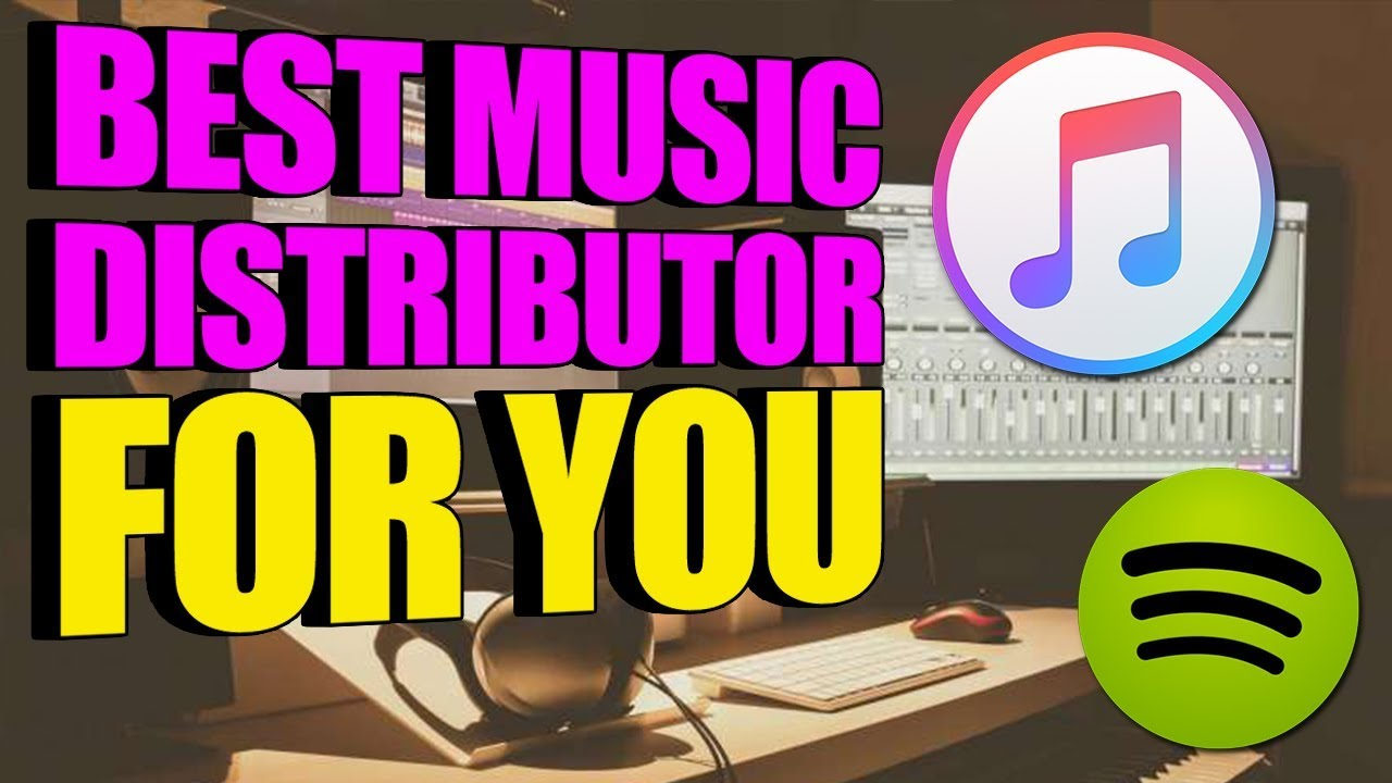 The Best Digital Music Distribution Service For YOU | CD Baby vs. TuneCore vs. DistroKid