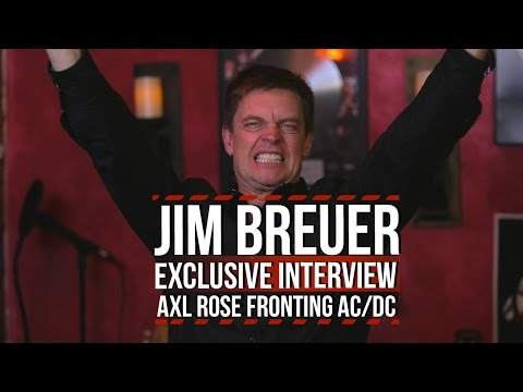 Jim Breuer: Dave Grohl Should Front AC/DC Instead of Axl Rose