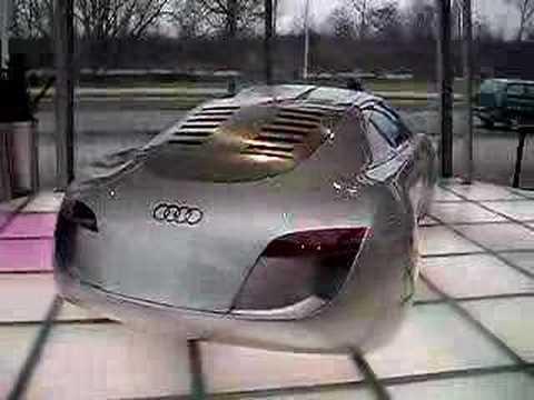 Audi RSQ aus dem I-Robot Film