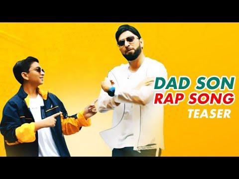 Dad Son Rap Song Teaser   Manny V   Pri V   Full Song on 15 October