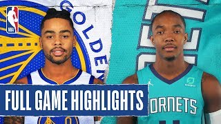 WARRIORS at HORNETS | FULL GAME HIGHLIGHTS | December 4, 2019