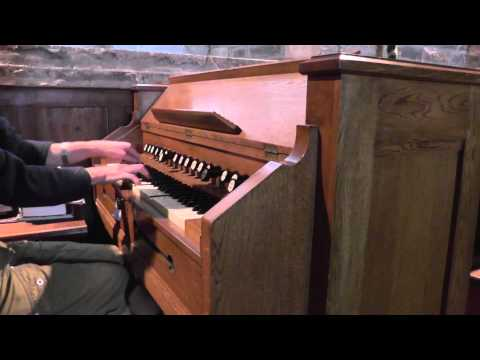University Reed Organ
