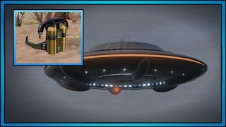 GTA 5: Investigating The PC UFOs!! - Jetpack / Chiliad Mystery (GTA 5 Easter Eggs)