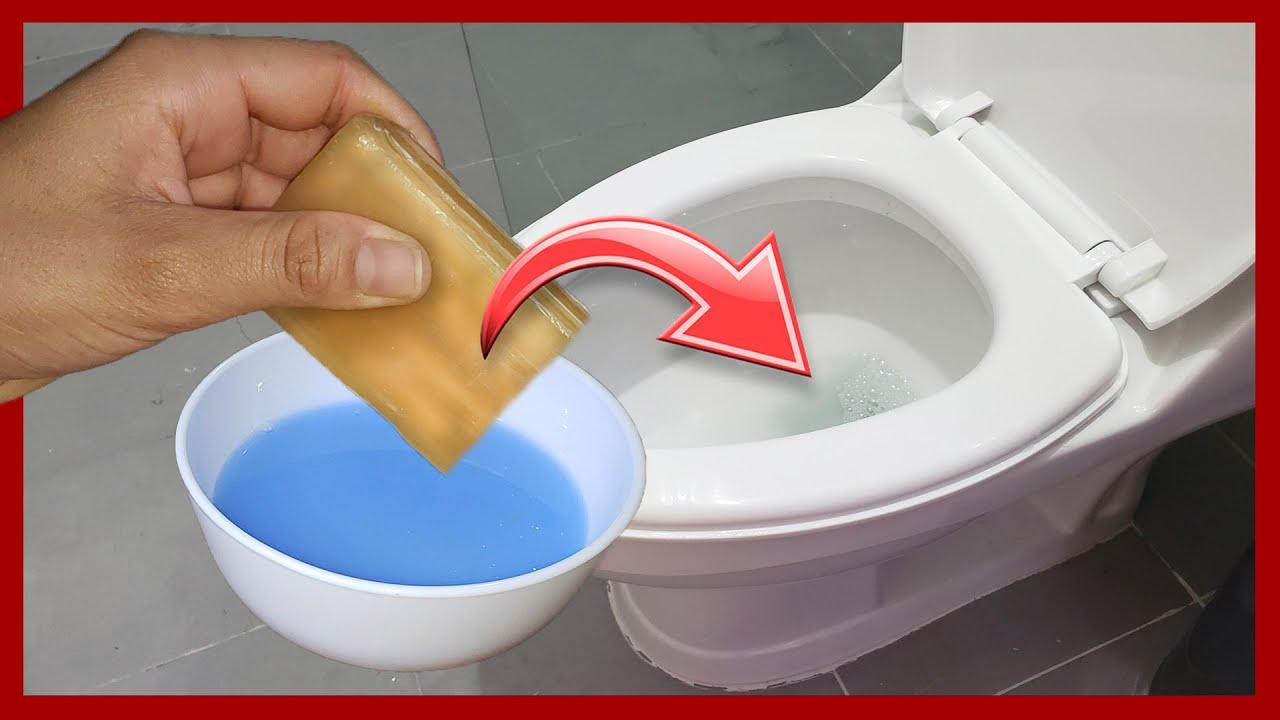 Secreto Para Que Tu Baño Este Oloroso y Limpio por mas de 24 Horas y eliminar las manchas.
