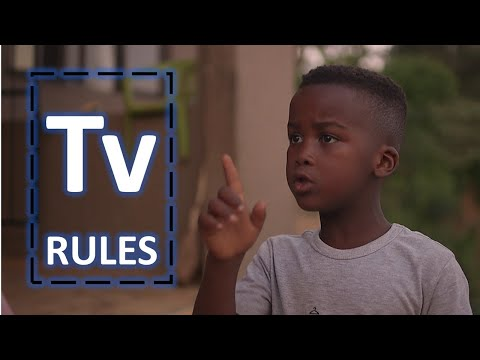 Luh & Uncle Skits- TV Rules