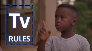 Luh and Uncle Skits- TV Rules (MDM Sketch Comedy)