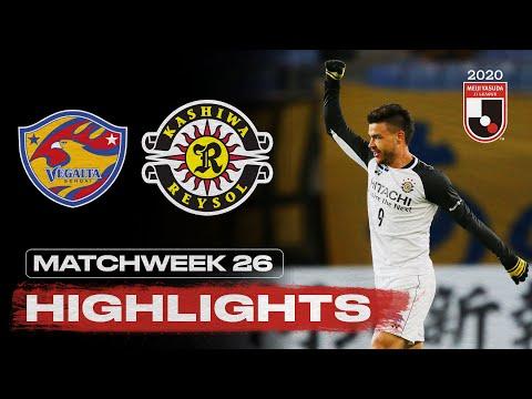 Sendai Kashiwa Goals And Highlights