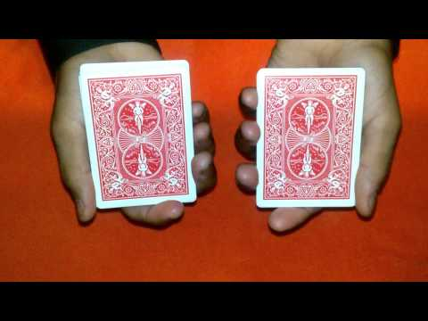 The Best Simple Easiest No Setup Card Trick In The World