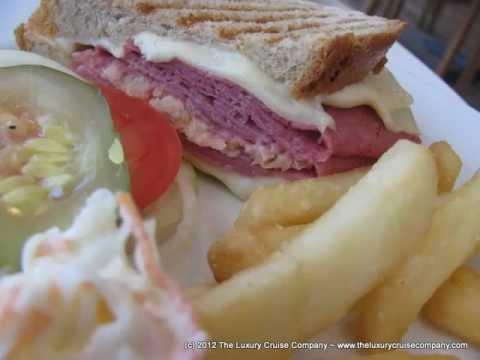 Oceania Cruises Riviera - The Food