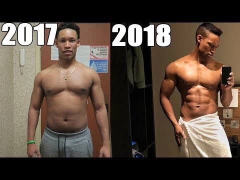 Tate Confer Loses Fat, Packs on Muscle